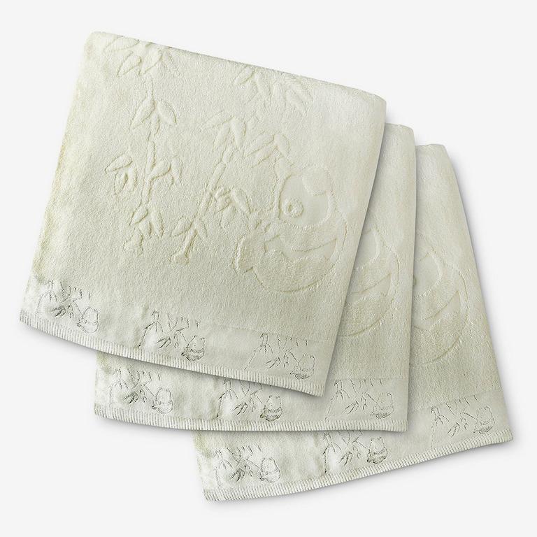 Brooklyn Bamboo Bath Towels — 3-Piece Set