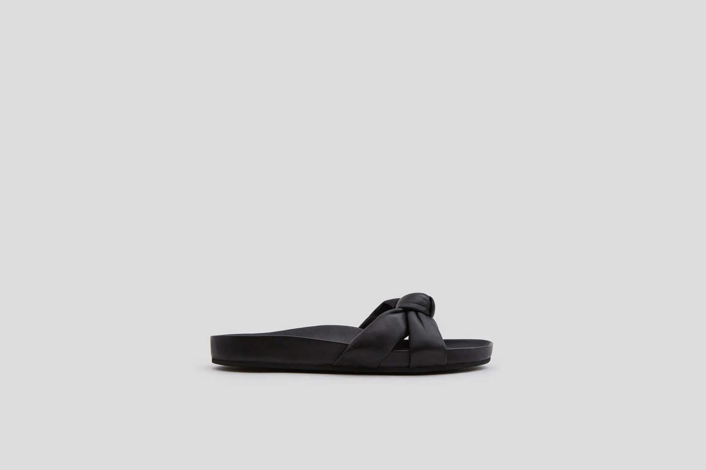 Loeffler Randall Gertie Slide in Black