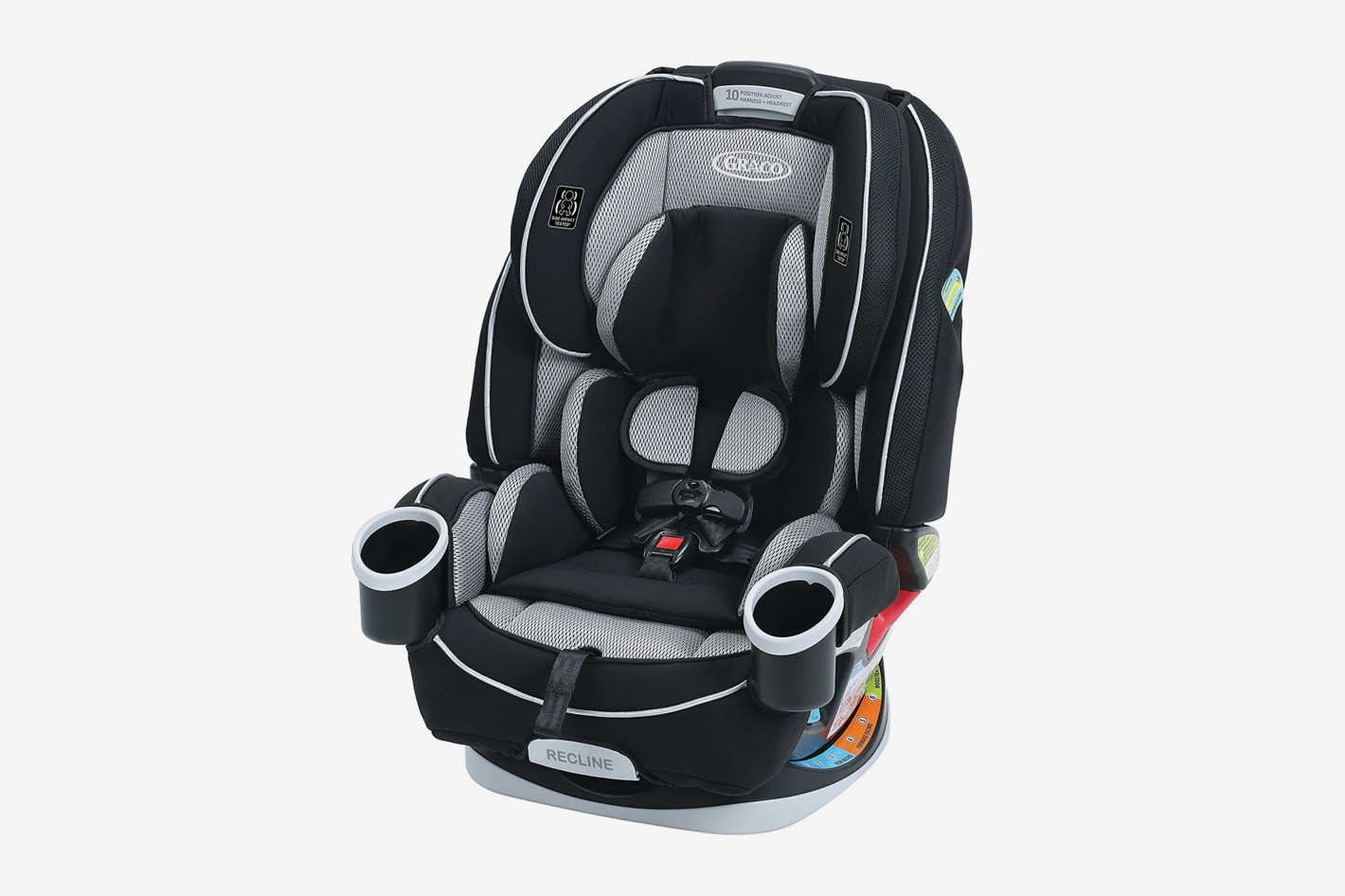 Graco 4Ever 4-in-1 Convertible Car Seat 11 Best and Safest Infant Seats 2018