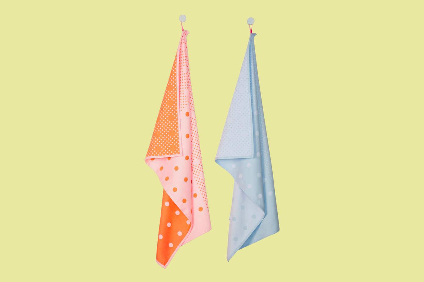 Hay Tea Towels, Set of 2