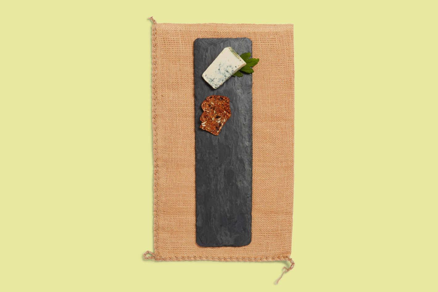 Brooklyn Slate Company Long Cheese Board