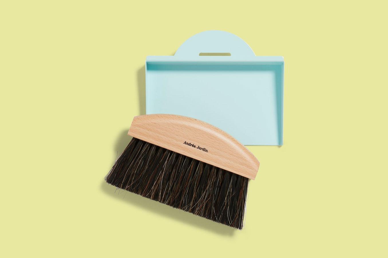 Andrée Jardin Mini Brush & Dustpan Set