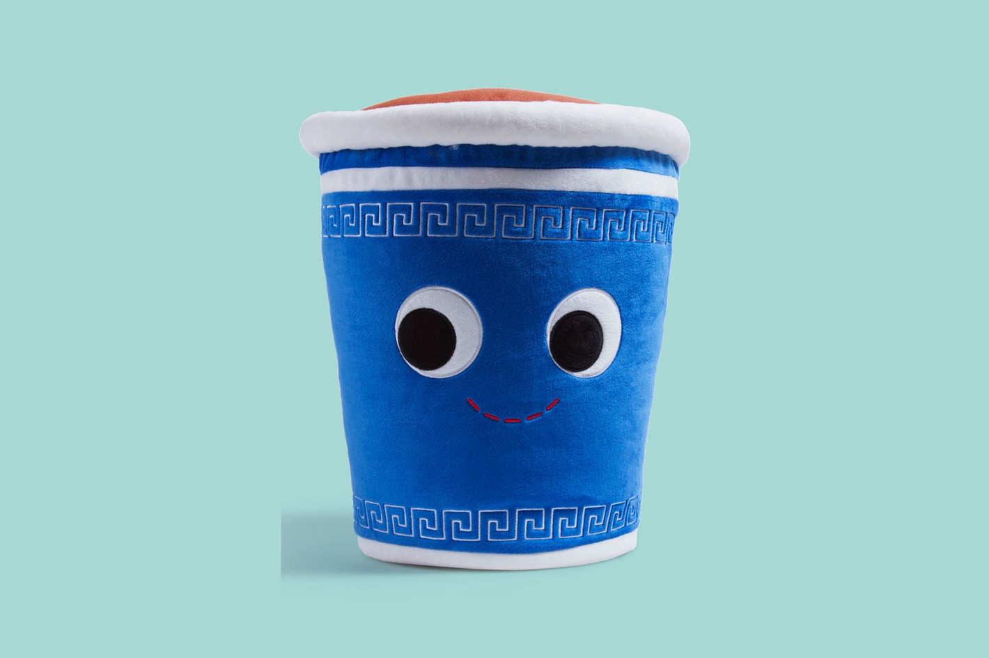 Kid Robot Yummy World Large George Greek Coffee Plush Toy