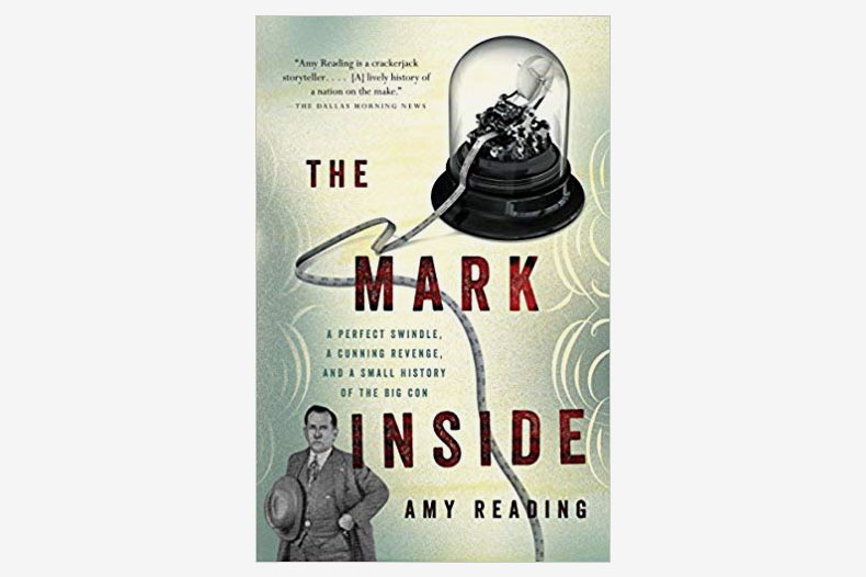 The Mark Inside: A Perfect Swindle, a Cunning Revenge, and a Small History of the Big Con by Amy Reading