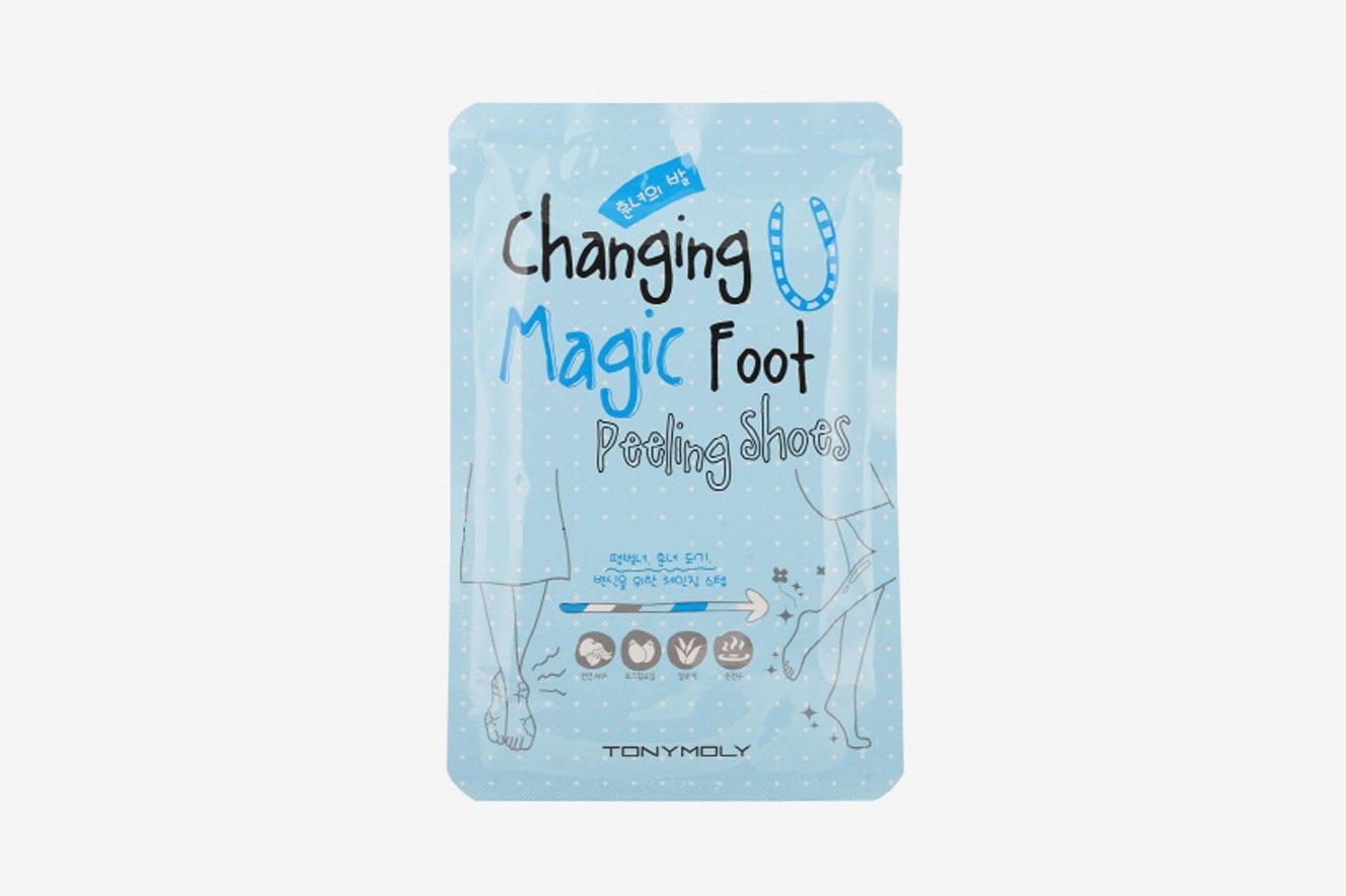 Tonymoly Magic Foot Peeling Shoes
