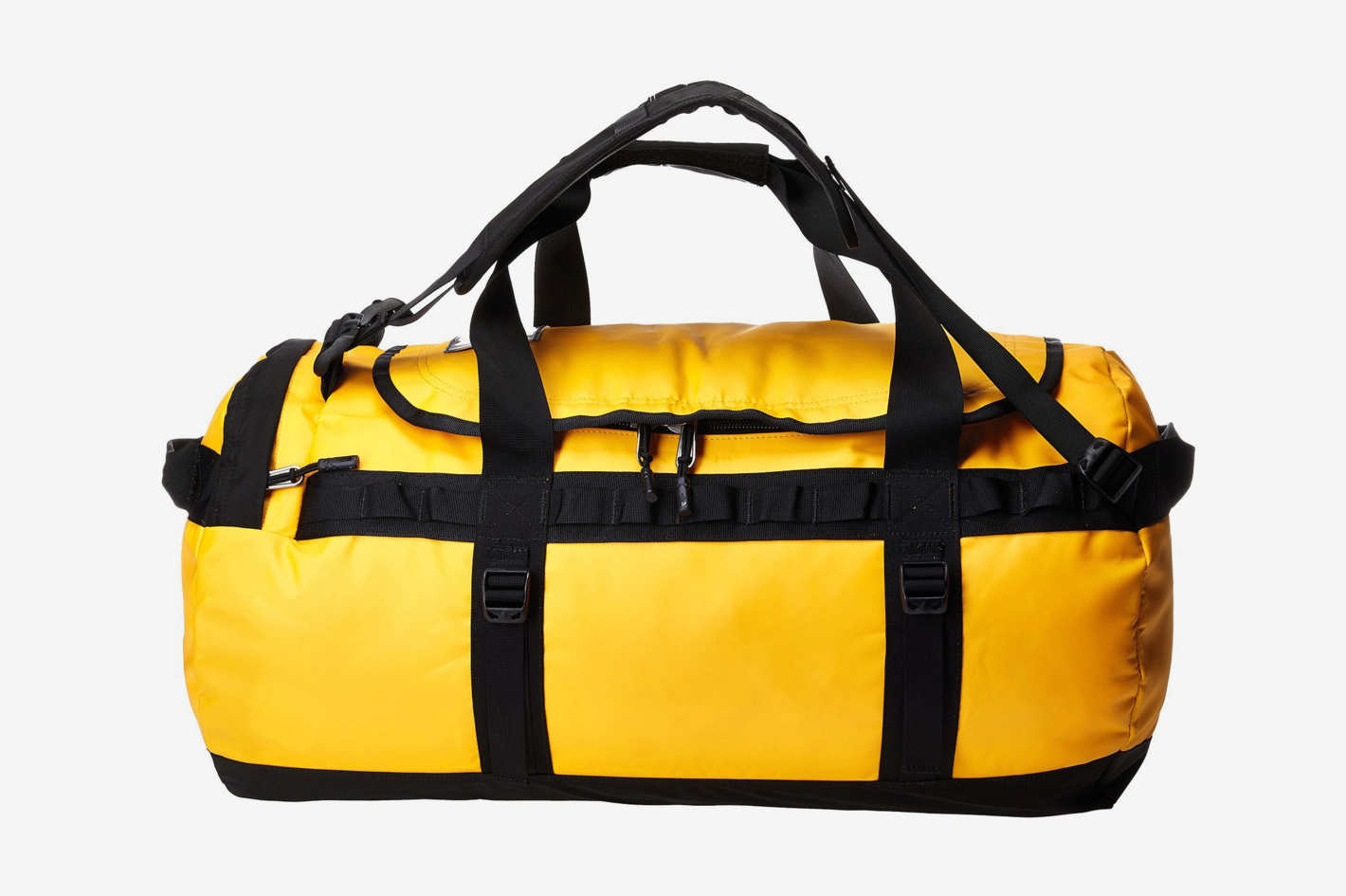 The North Face Base Camp Duffel — Medium — Yellow 590011438