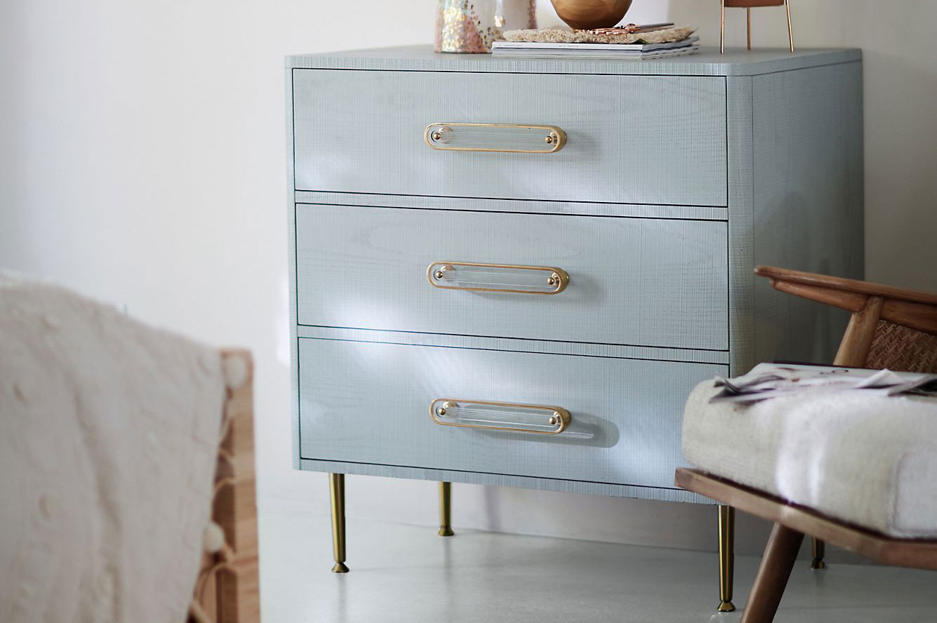 Tracey Boyd Odetta Three-Drawer Dresser