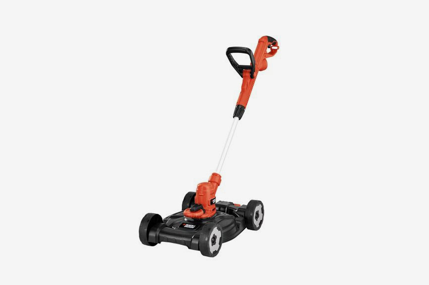 Black + Decker MTE912 12-Inch Electric 3-in-1 Trimmer/Edger and Mower