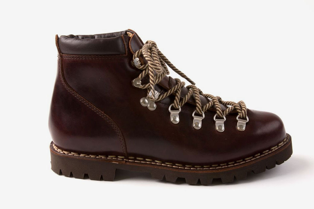 Paraboot Avoriaz Brown Leather Boot