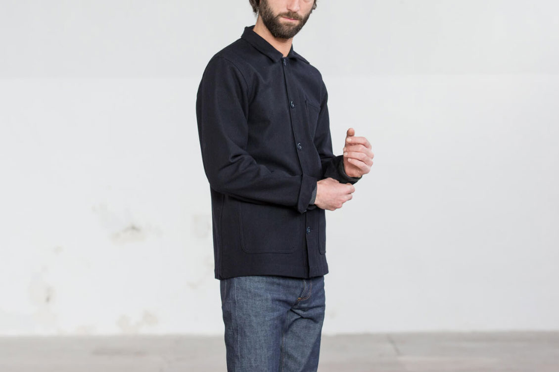 Drapeau Noir Worker Jacket