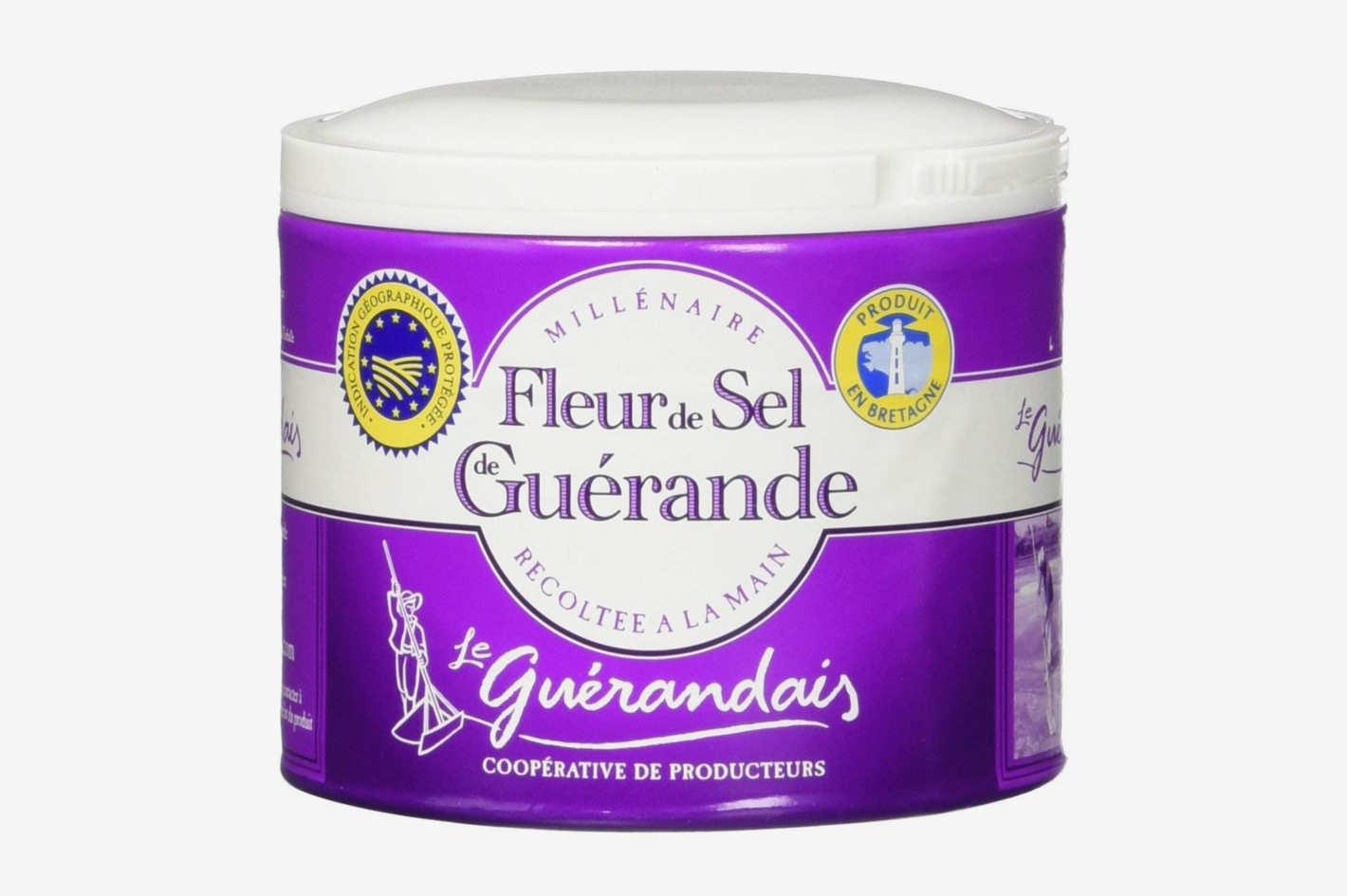 Fleur de sel de Guérande (Pack of 2)
