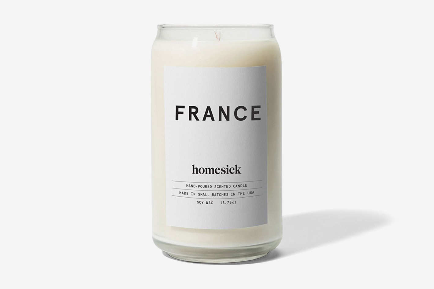 Homesick France Candle