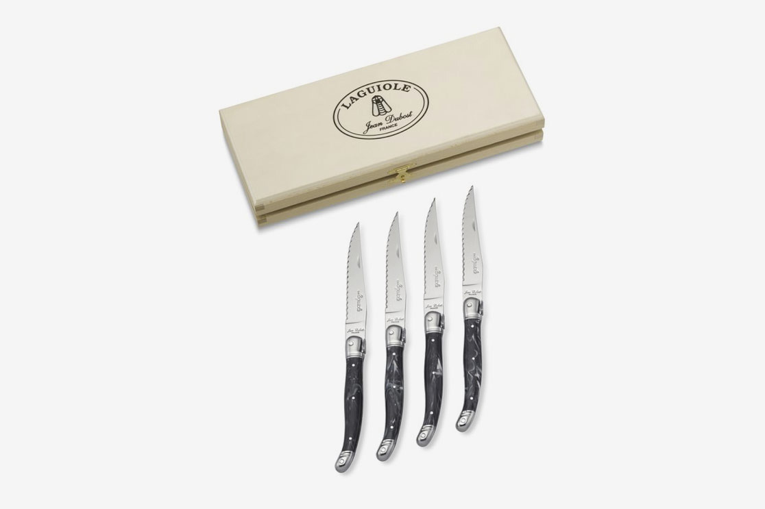 Laguiole Jean Dubost Steak Knife Set