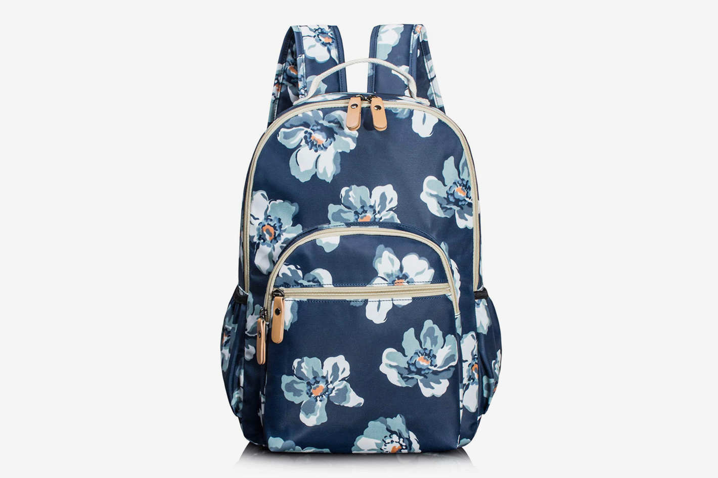 d9eb2fa83f38 New Look Grey Floral Backpack- Fenix Toulouse Handball