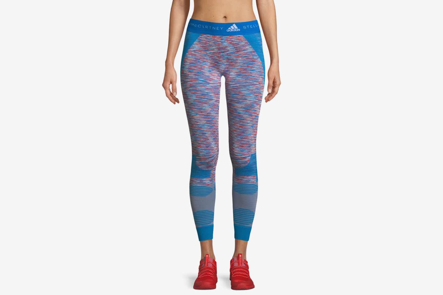 Adidas by Stella McCartney Seamless Yoga Tights