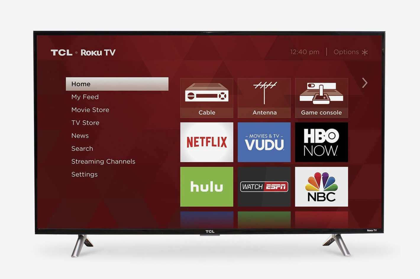 TCL 43S305 40-Inch 1080p Roku Smart LED TV