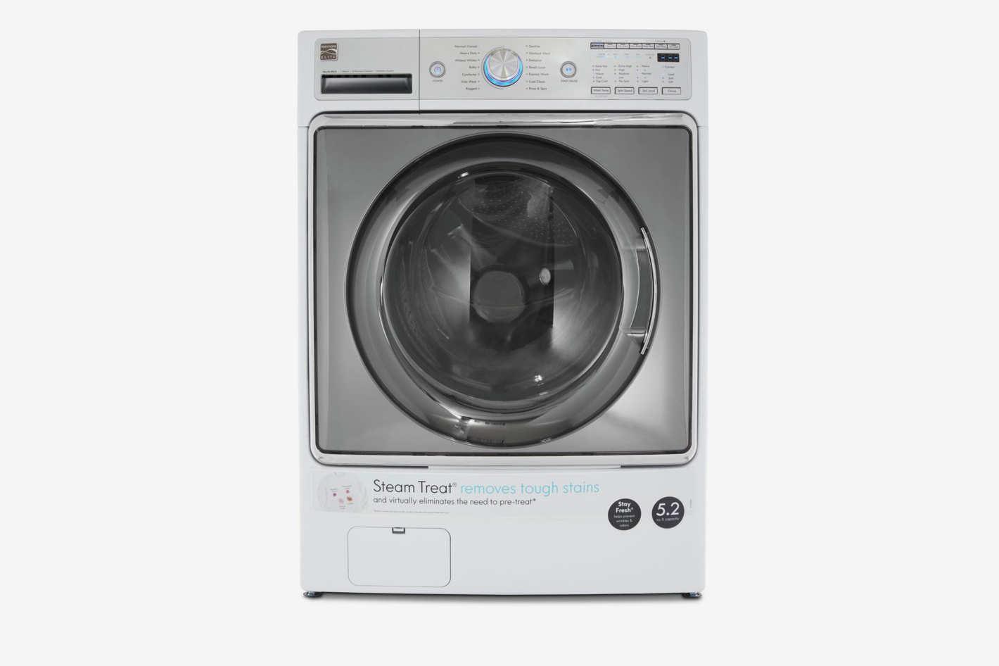 Kenmore Elite 41072 5.2 cu. ft. Front-Load Washer