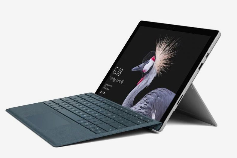 "Microsoft Surface Pro 12.3"" 128GB Multi-Touch Tablet"