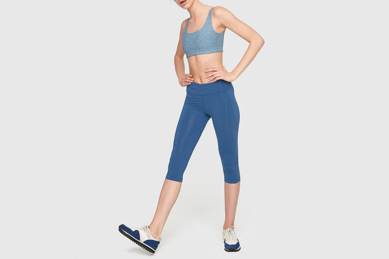 Outdoor Voices Legging in Four-Way Stretch