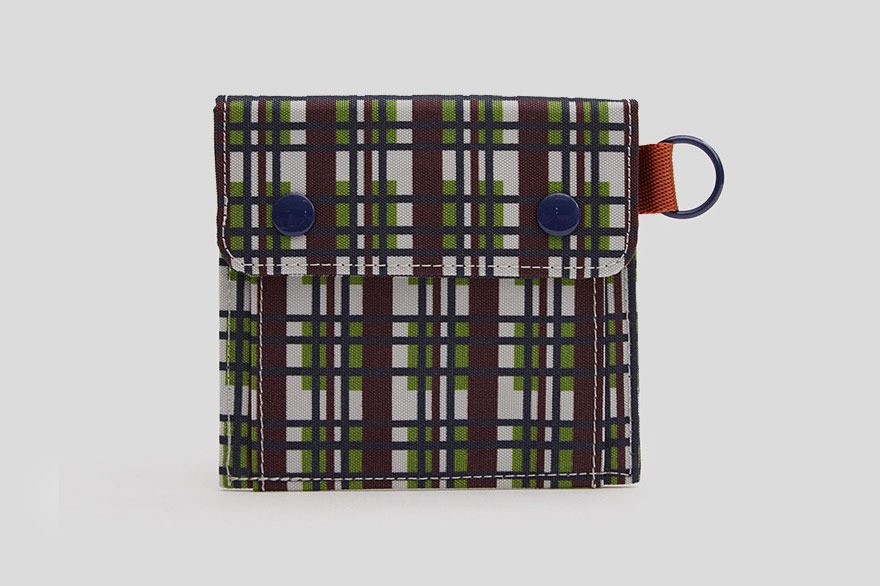 Marni Porter-Yoshida Wallet in North Sea