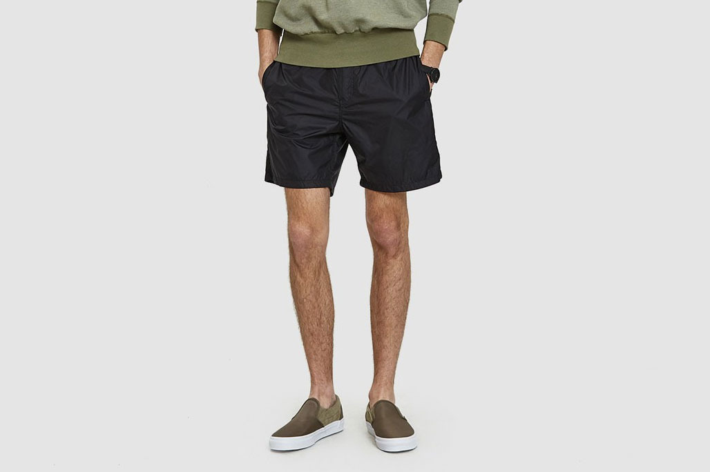 Saturdays NYC Trent Solid Short