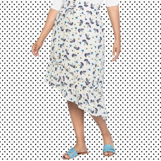 f3a31bd46e Nothing quite captures summer dressing quite like the feeling of wind  rustling a midi skirt. Just think Gwyneth Paltrow in The Talented Mr.  Ripley, ...