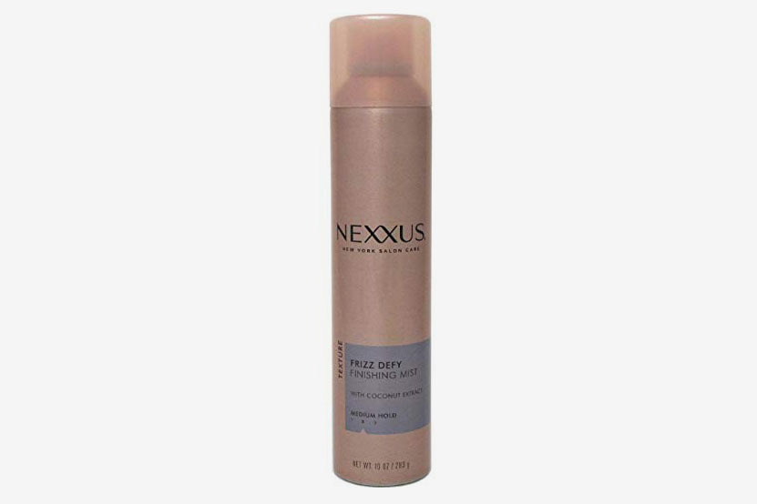 Nexxus Spray Frizz Defy 10 Ounce Finishing Mist, 2-Pack