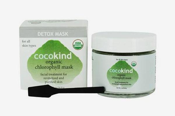 Cocokind Organic Chlorophyll Mask