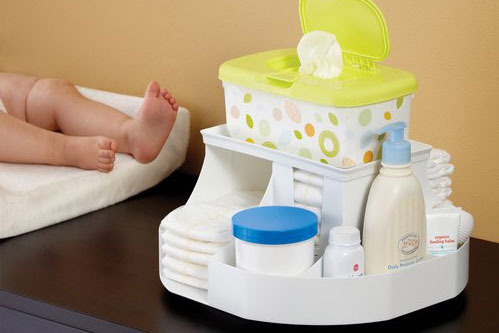 Dexbaby: The Spin Changing Station