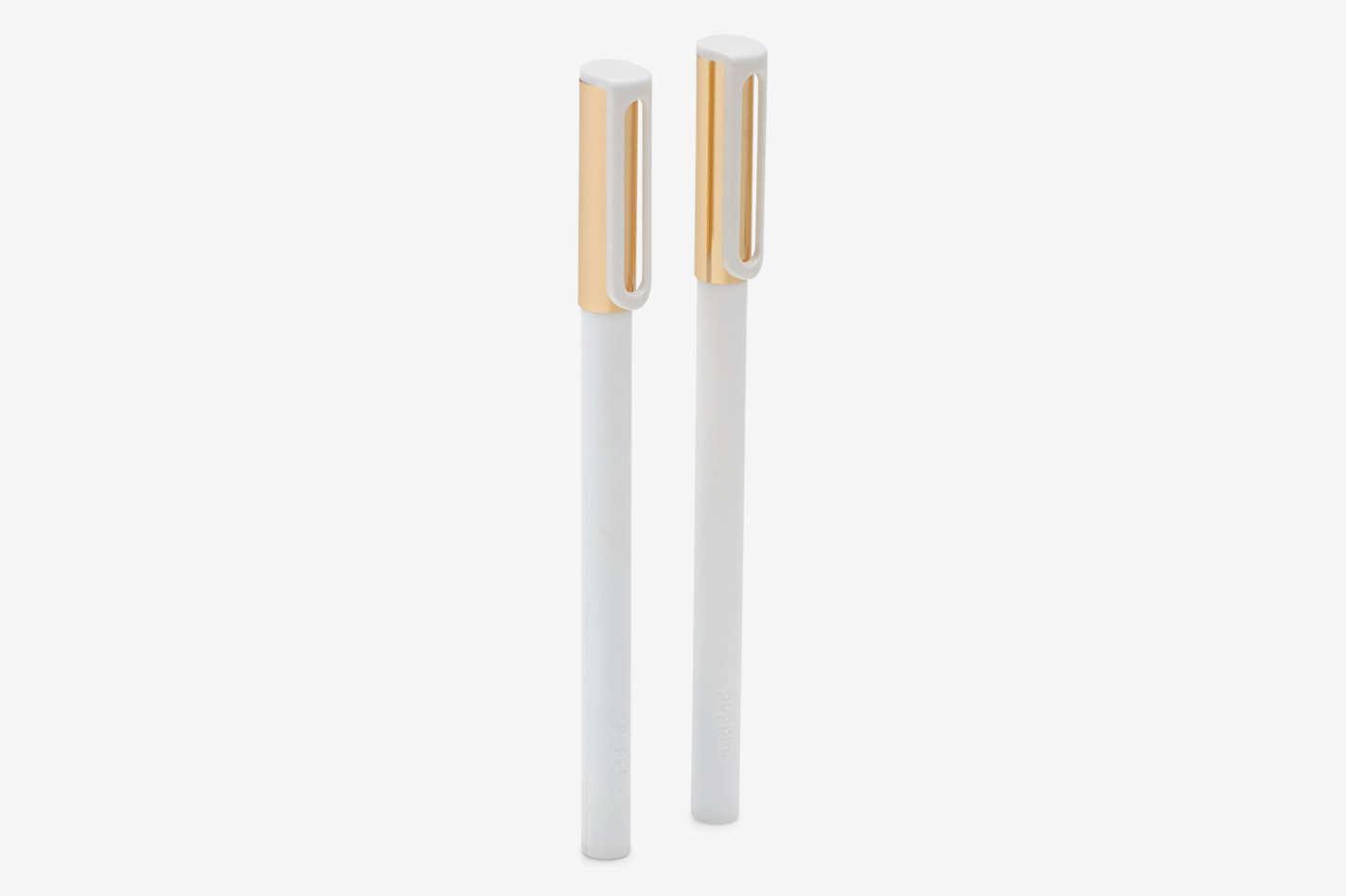 Poppin Metallic-Tip Roller Pens