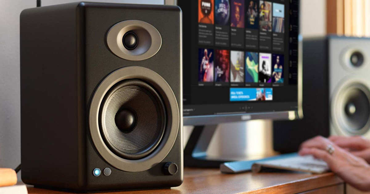 The Best Computer Speakers, According to Amazon Reviews