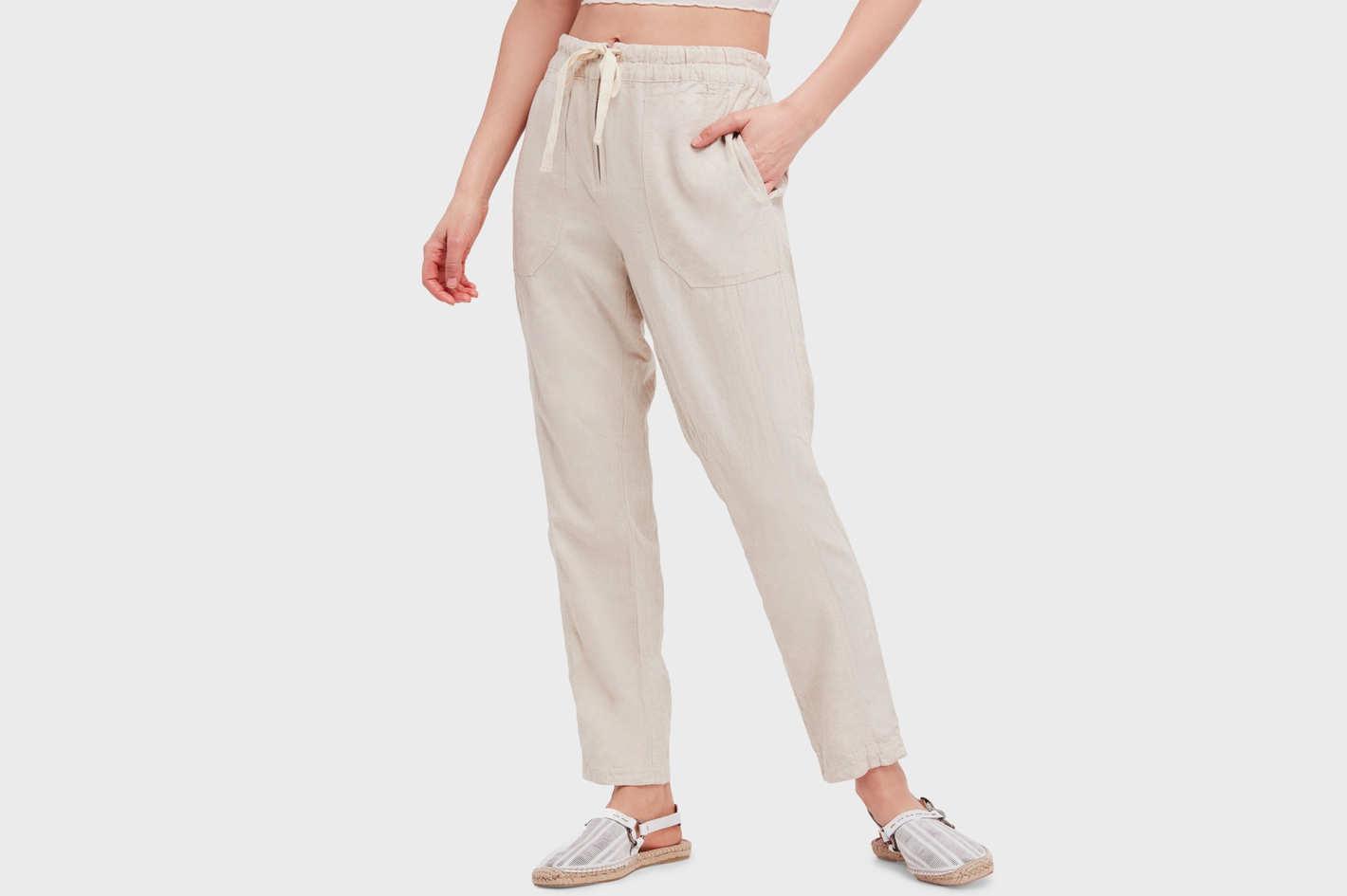 Free People Pamler Pull-On Pants