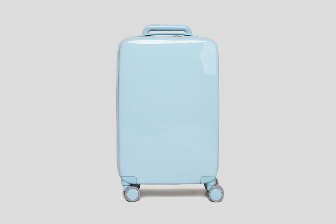 Raden A22 Single Case in Light Blue Gloss