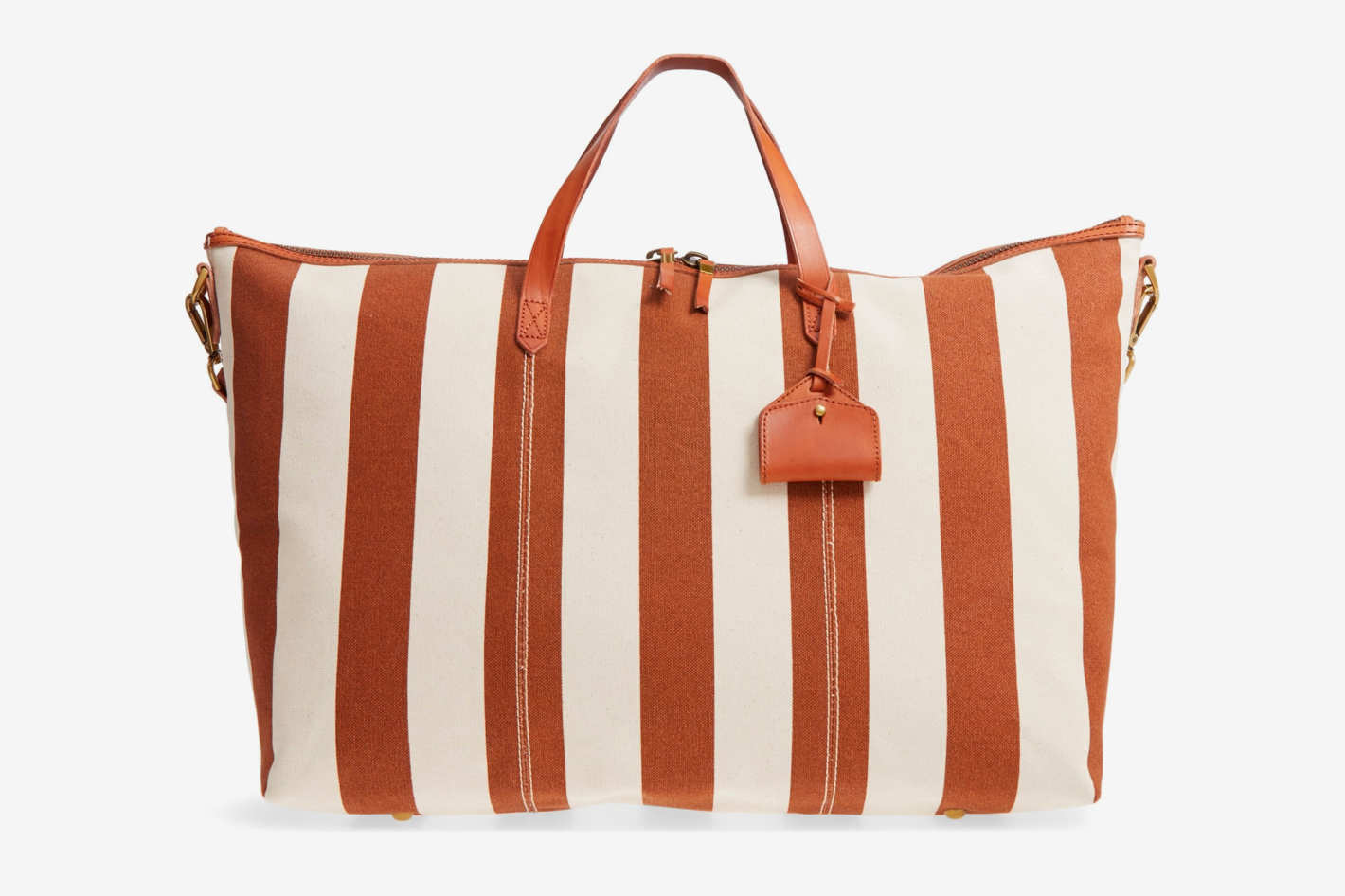 Madewell Transport Canvas Weekend Bag