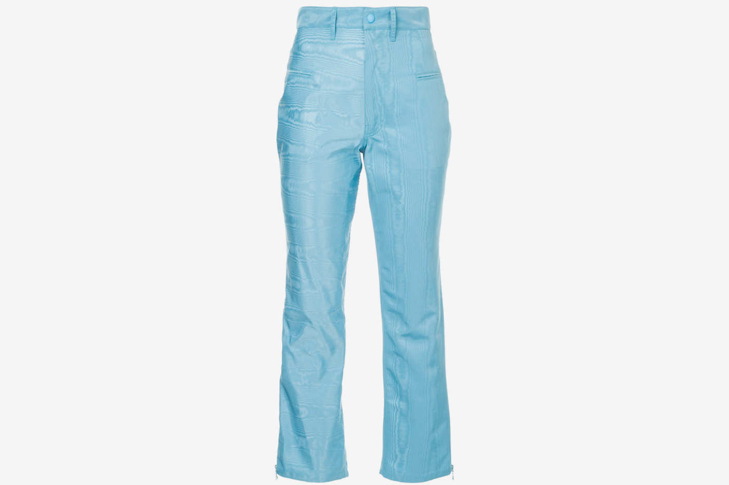 Marine Serre Moire Trousers