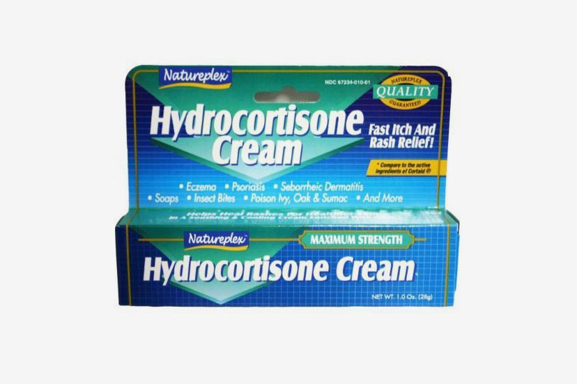 Natureplex Hydrocortisone 1% Cream, 1 Oz. (Pack of 2)