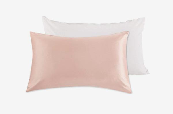 LilySilk 100% Pure Mulberry Silk Pillowcase