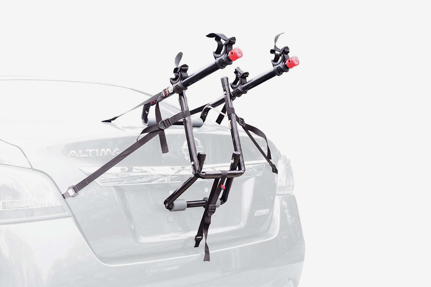 Allen Sports Deluxe 2-Bike Trunk Mounted Bike Rack