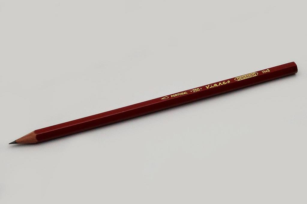 Viarco Desenho 250 Pencil — H