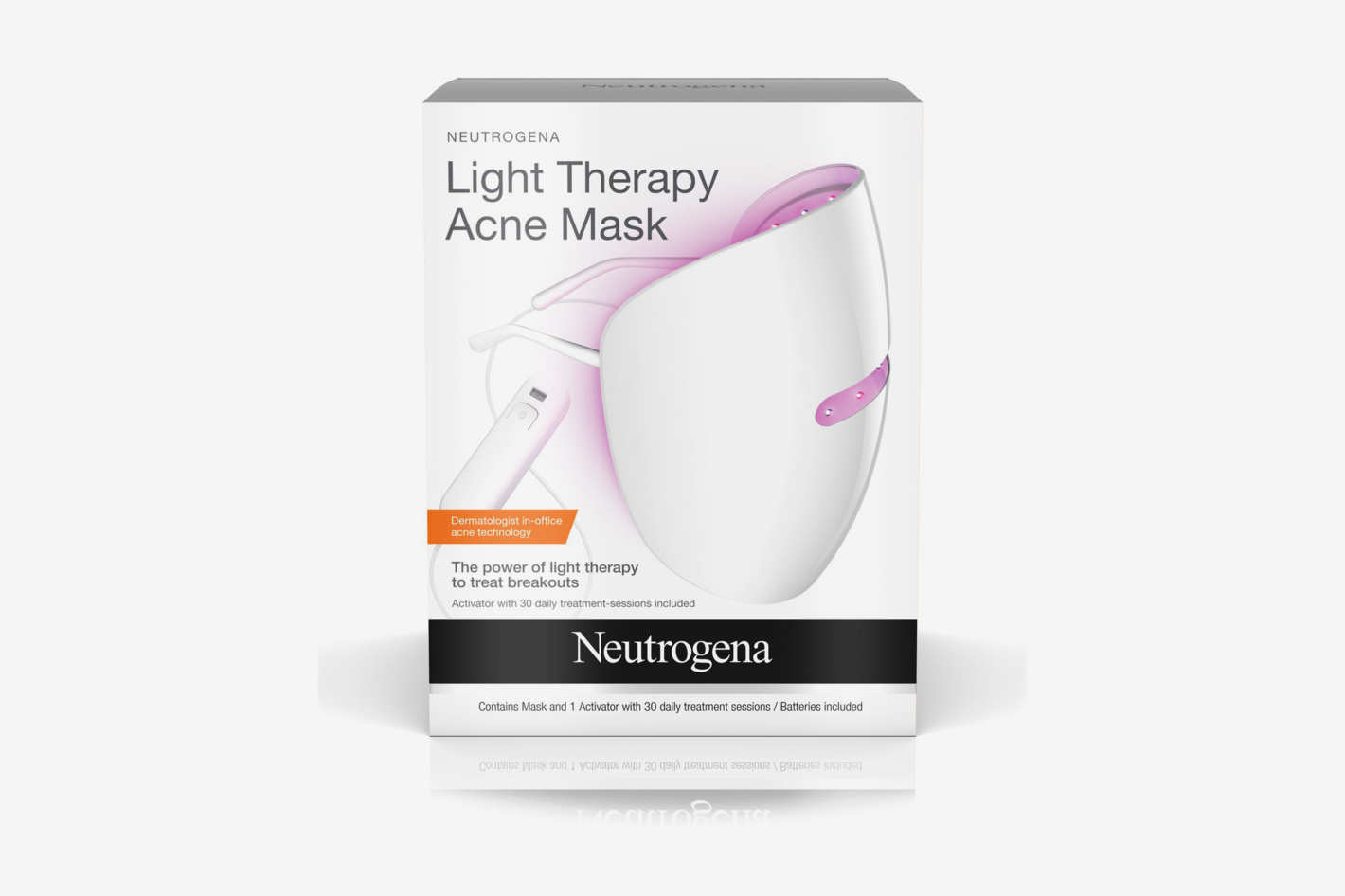 Neutrogena Light Therapy Mask for Acne