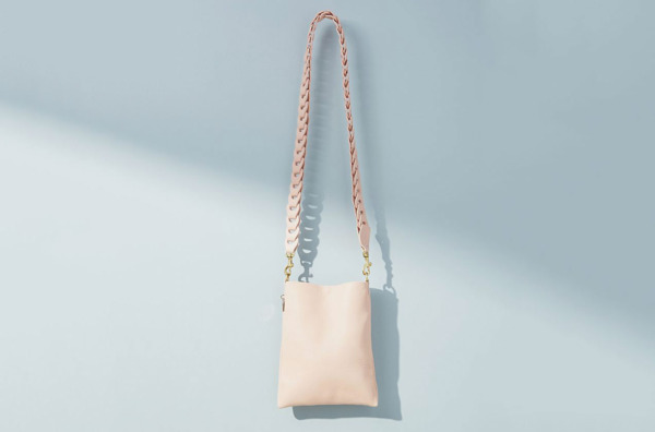 Clare V. Lauren Structured Crossbody Bag