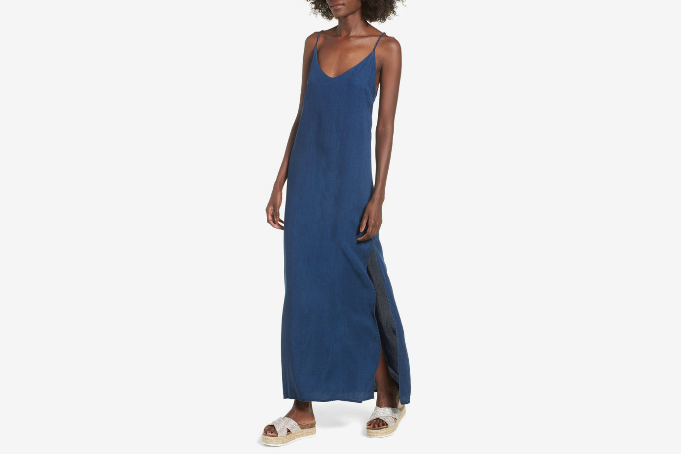 Thread & Supply Cleo Maxi Slipdress