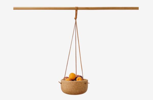 Melanie Abrantes Large Cork Hanging Planter