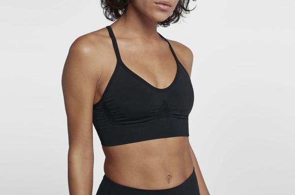 Nike Seamless Women's Light Support Sports Bra
