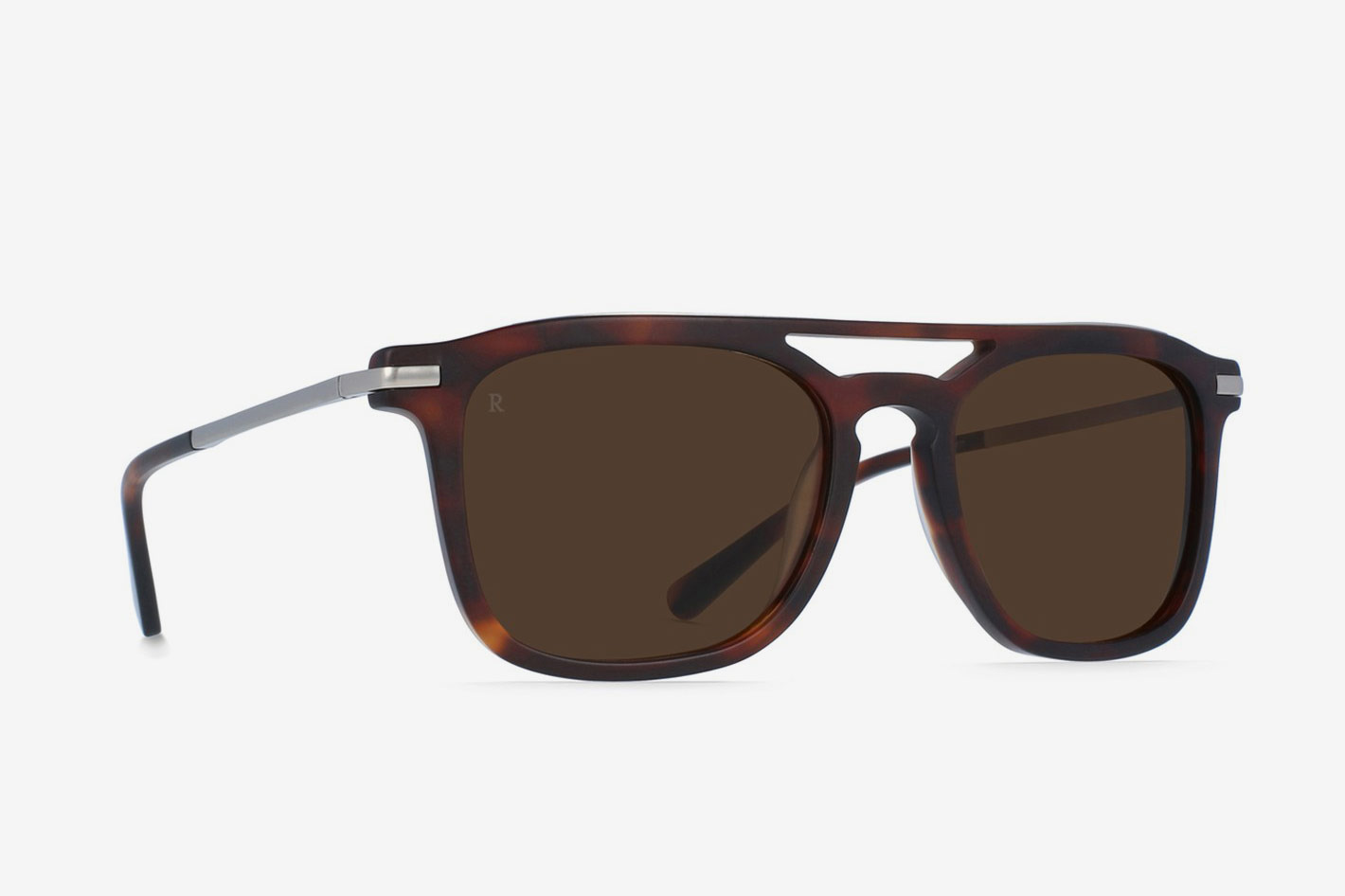 Raen Kettner Sunglasses in Matte Root Beer