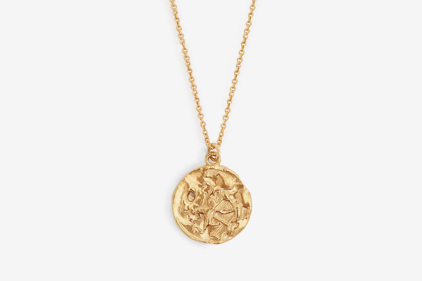 Alighieri Sagittarius Necklace