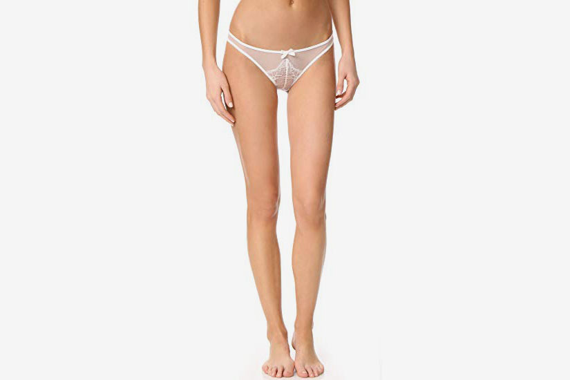 L'Agent by Agent Provocateur Women's Madalene Mini Briefs