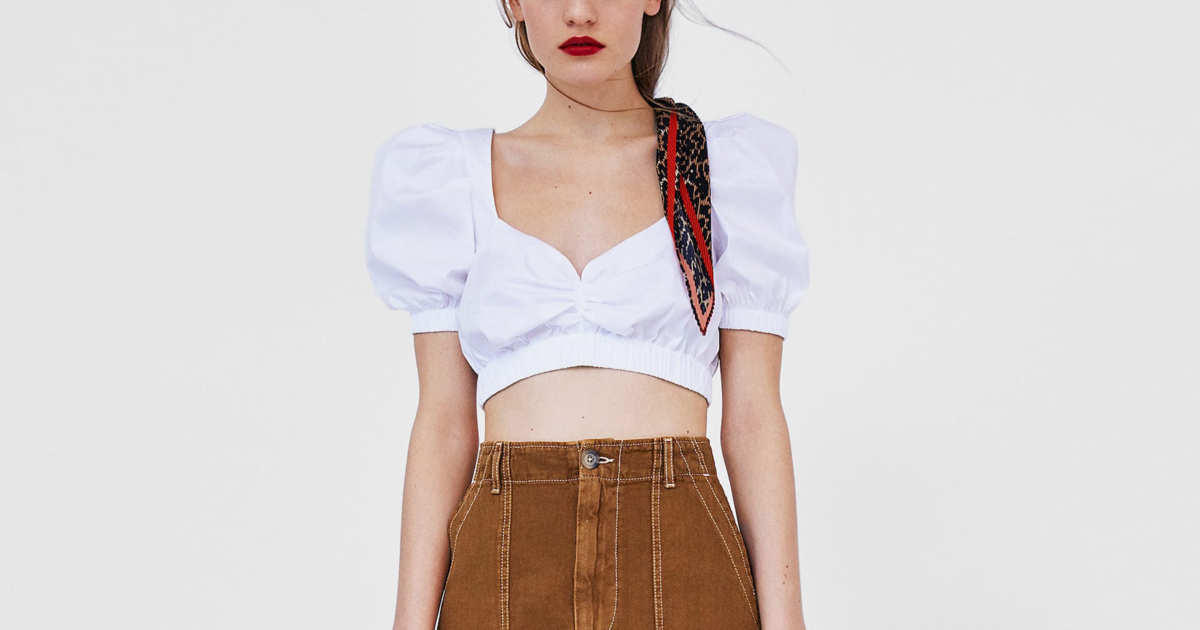 463e1033790781 The Best White Blouses Are German Dirndls on Amazon