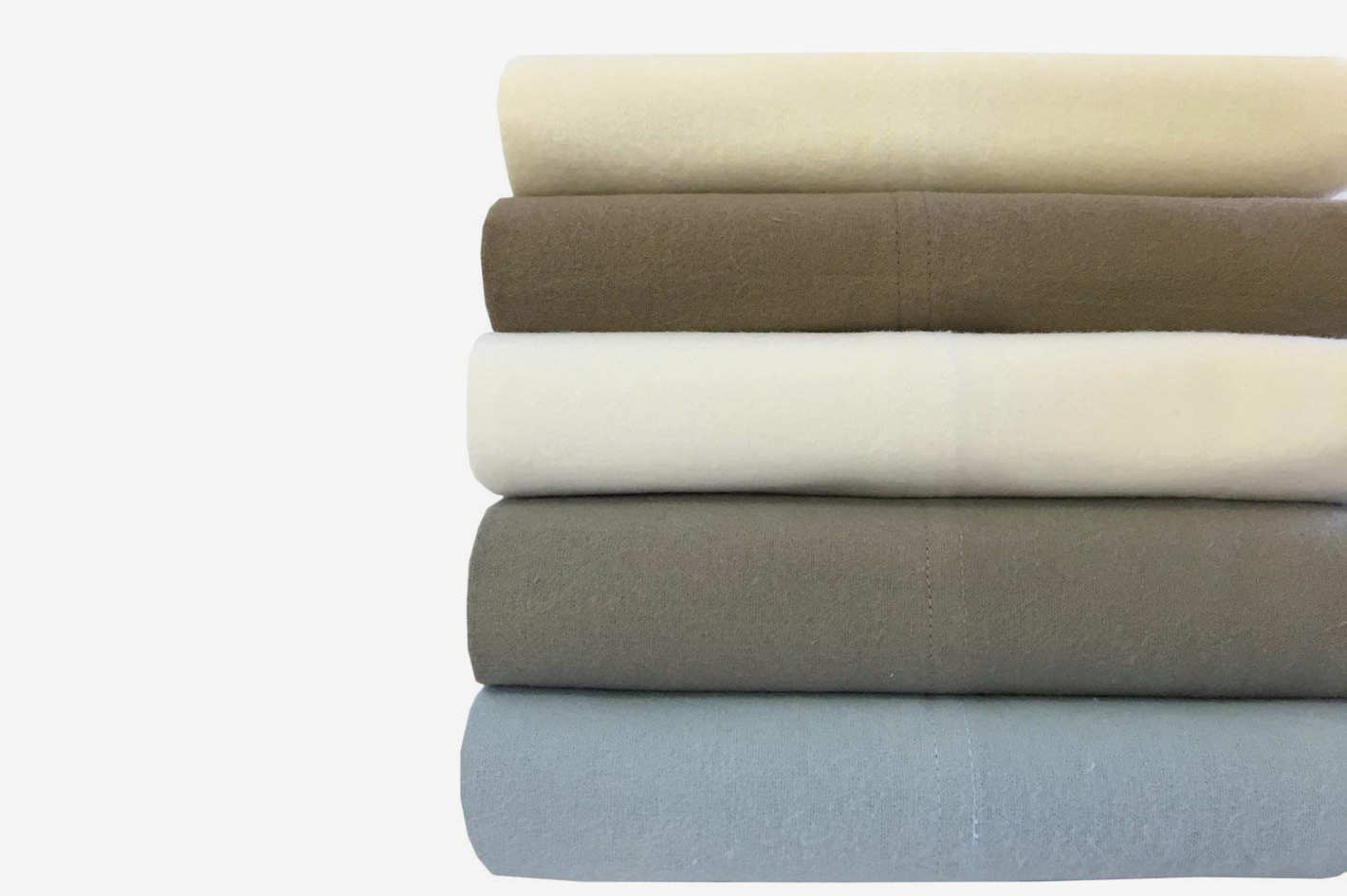 Royal Hotel Heavy Soft 100% Cotton Flannel Sheets (Queen)
