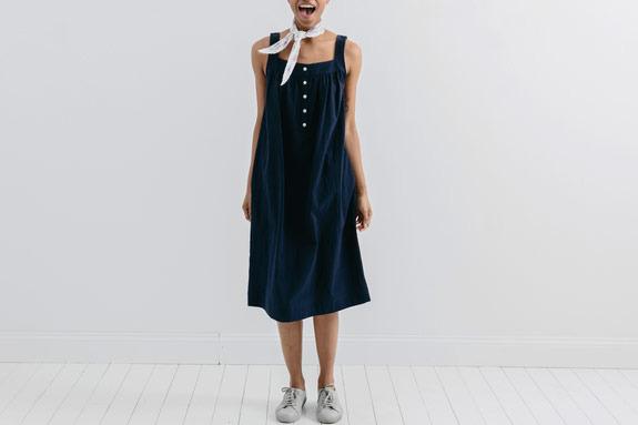 Semi Gloss Soleil Dress